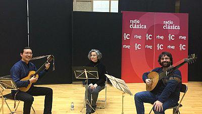 Estudio 206 - Yurev Vivero, Albina Cuadrado y Ramiro Morales - 05/05/17 - escuchar ahora