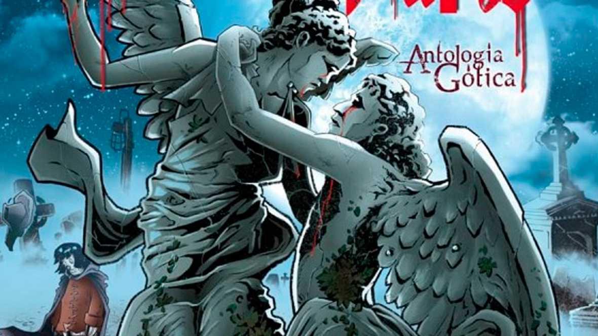 """Viñetas y bocadillos -  """"Dark Hearts. Antología Gótica"""" - 07/05/17 - Escuchar ahora"""