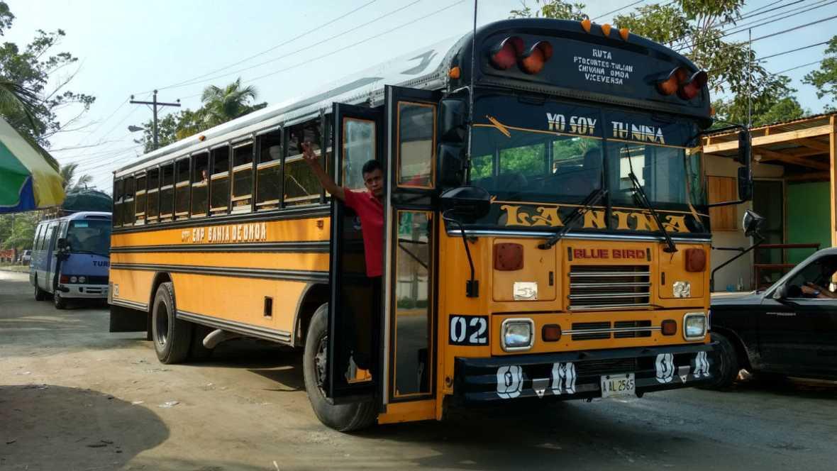 Nómadas - Norte de Honduras: Caribe y selva - 14/05/17 - escuchar ahora