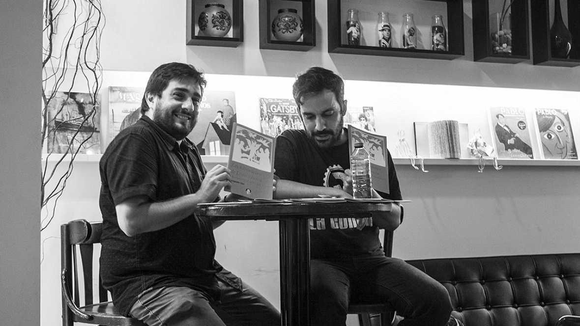 Viñetas y bocadillos -  'Sangre en el suelo' Fernando Llor - 14/05/17 - Escuchar ahora