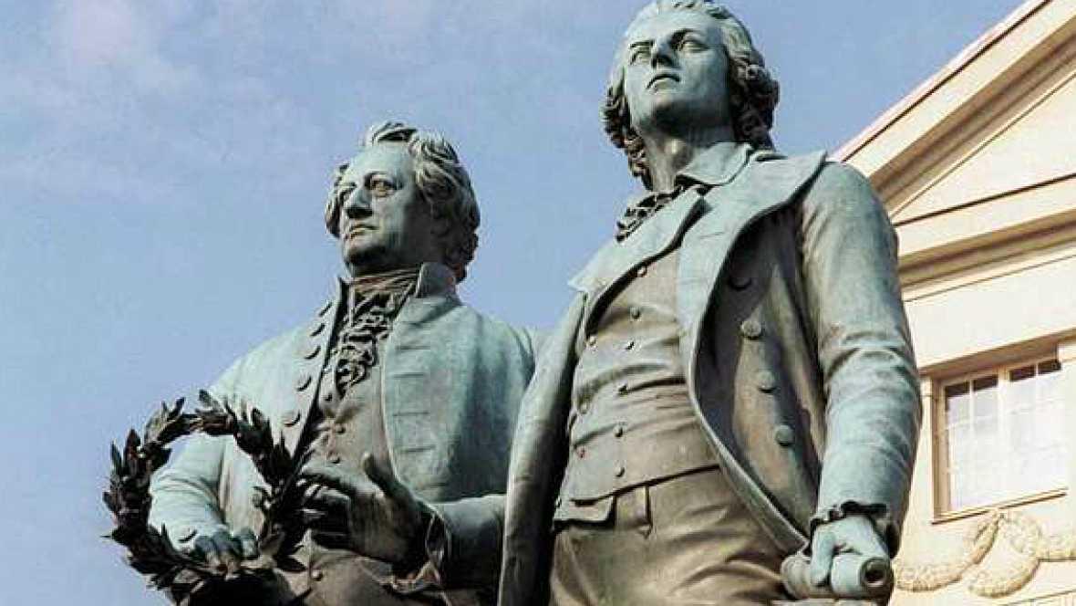 No es un día cualquiera - Schiller y Goethe - Escuchar ahora