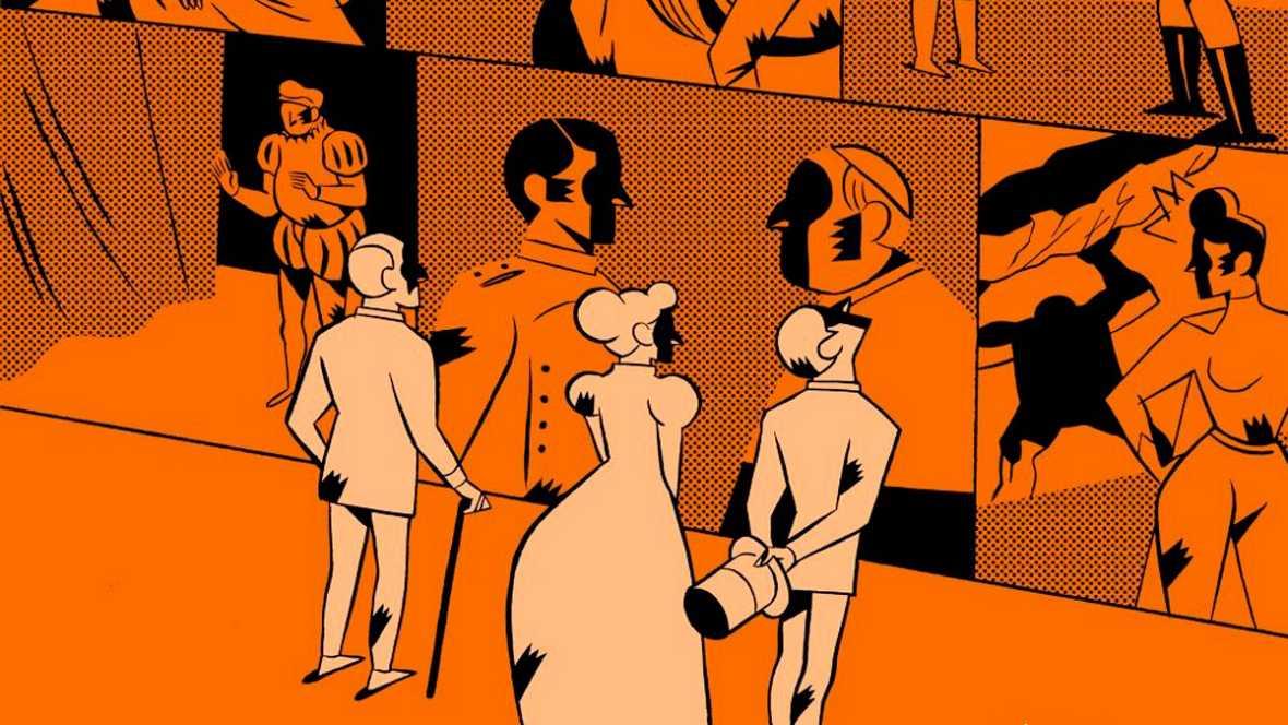 La hora del bocadillo - Arquitectura y cómic, Lectores sobre Outrage y Molar - 13/05/17 - escuchar ahora