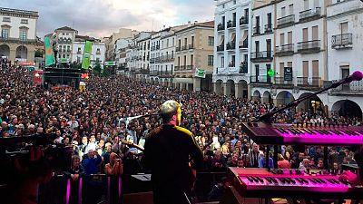 Festival Womad Cáceres 2017 - 13/05/17 - escuchar ahora