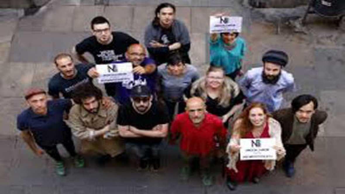 Territori clandestí -  #NoCallarem. Per la llibertat d'expressió