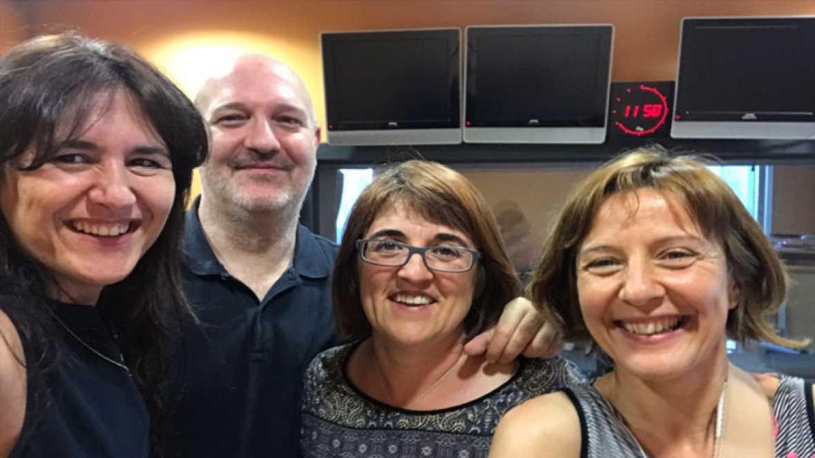 Club Dante - 'La projecció de la literatura catalana' amb Laura Borràs, Montse Ayats i Izaskun Arretxe