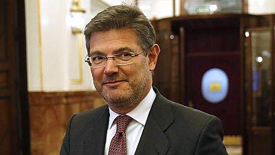 """24 horas - Rafael Catalá: """"Rajoy es quien debe cesar a un ministro y yo confío en mi presidente"""" - 16/05/17 - Escuchar ahora"""