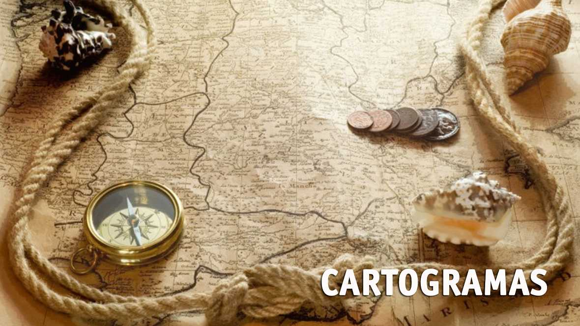 Cartogramas - Día de los Museos - 18/05/17 - escuchar ahora
