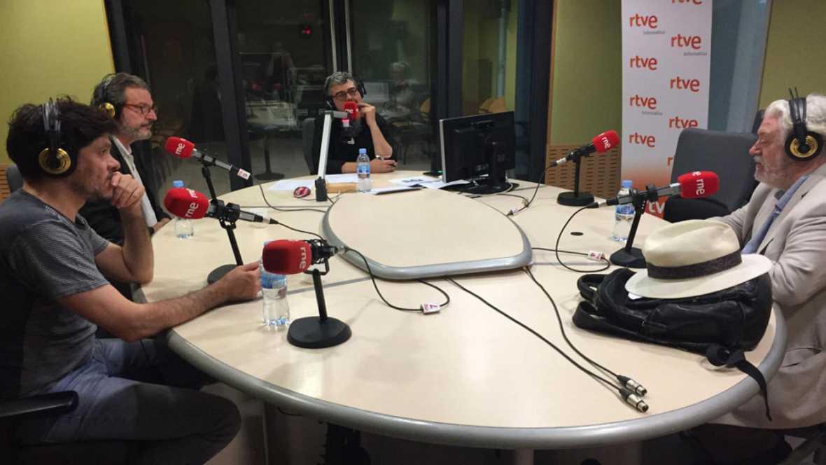 Anem de tarda - 'Las personas del verbo': Ivan Benet, Pep Munné i Mario Gas