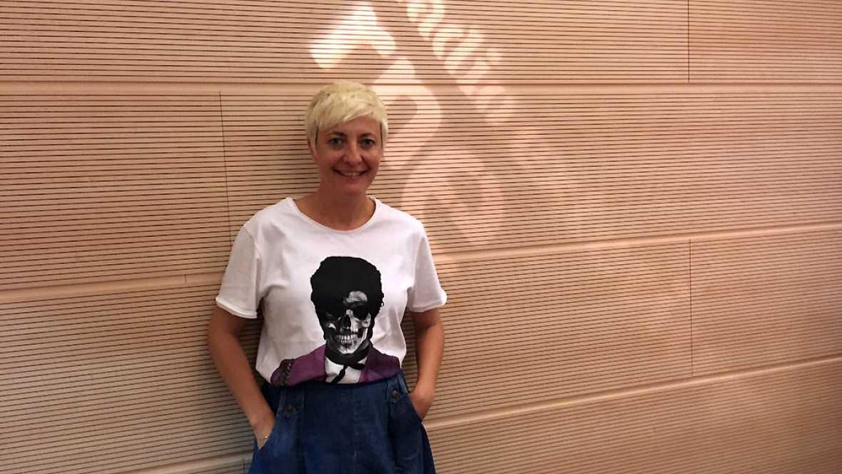 Gente despierta - Eva Hache, en Madrid con 'Los vecinos de arriba' - Escuchar ahora