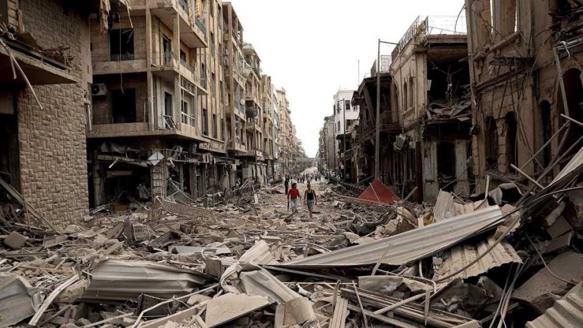 Travesías en Radio 5 - Cobertura de la guerra en Siria - 19/05/17 - Escuchar ahora