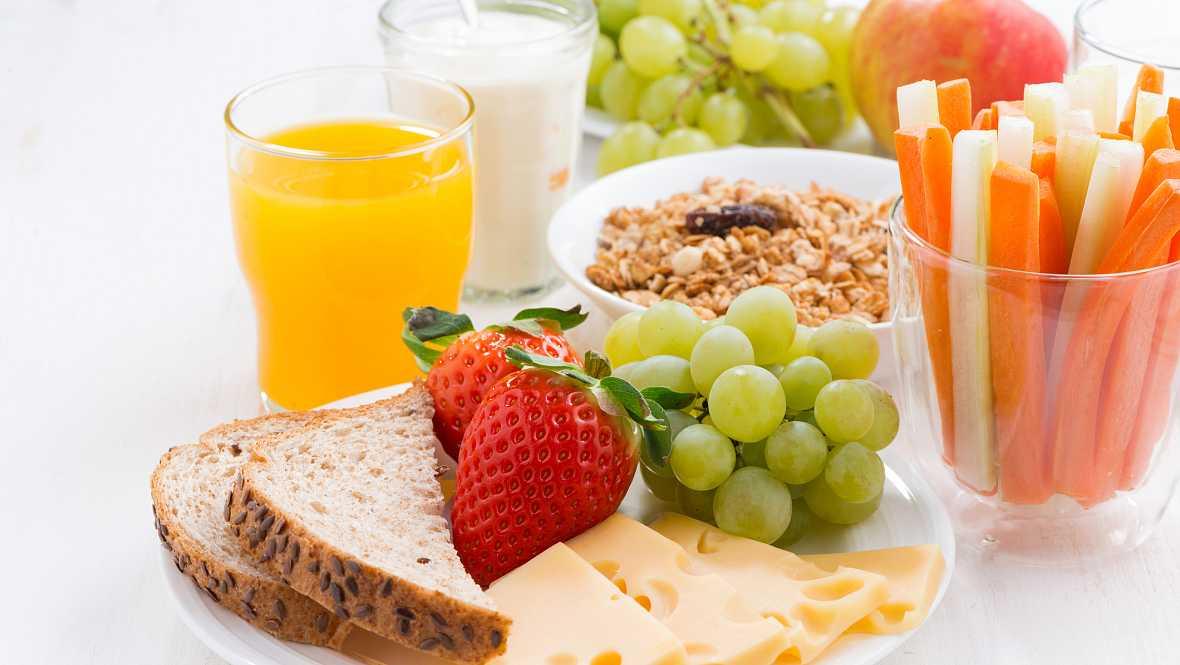 A su salud - Desayuno saludable - 19/05/17 - Escuchar ahora
