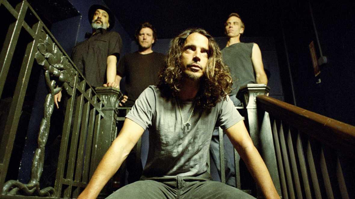 Leyendas del Fénix - Soundgarden - 19/05/17 - escuchar ahora