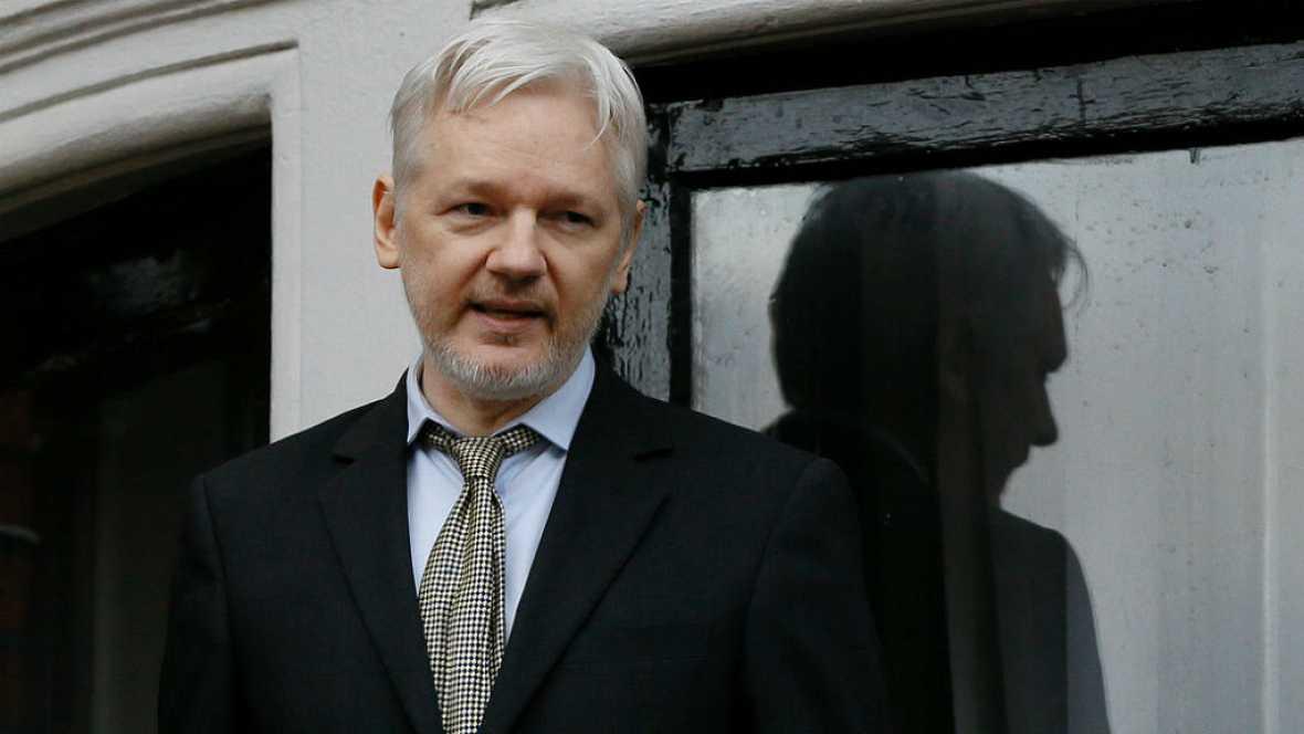 Diario de las 2 - Suecia cierra la investigación contra Assange - Escuchar ahora