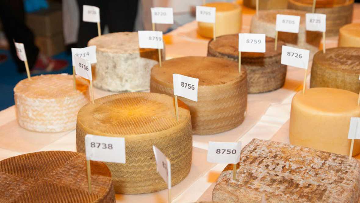 Alimento y salud -  Campeonato quesos - 21/05/17 - Escuchar ahora