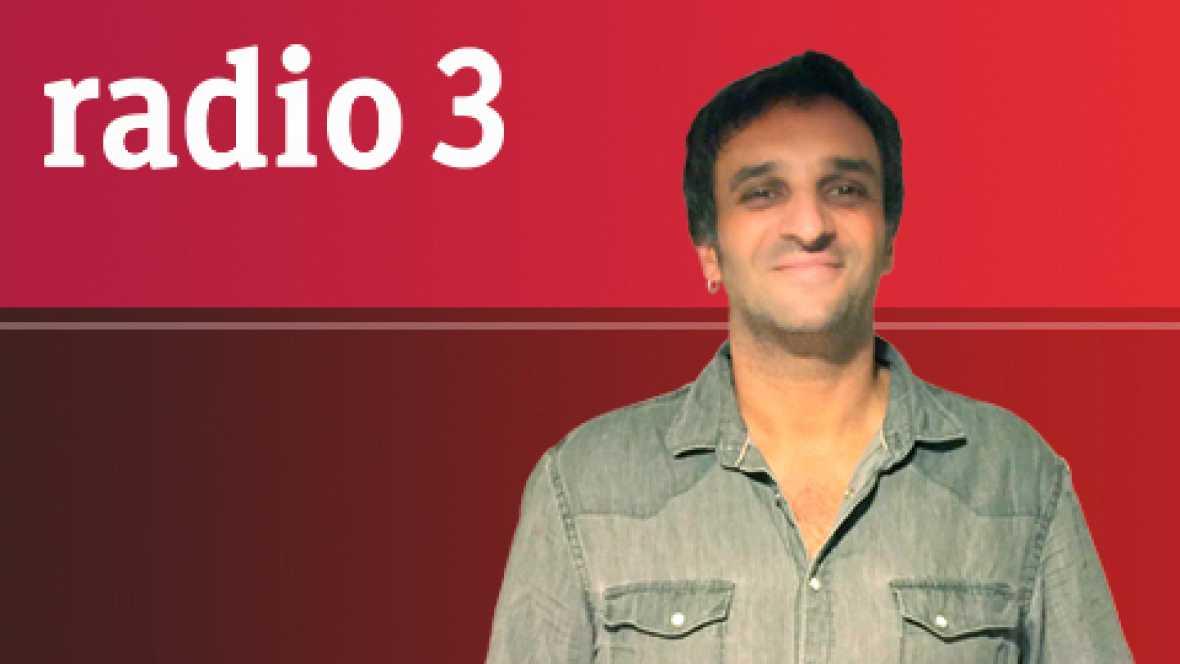 Paralelo 3 en Radio 3 - #160 Sinjin Hawke + Isolée - 19/05/17 - escuchar ahora