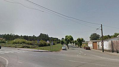 Muere un policía de Carballo atropellado por un conductor ebrio en un control de alcoholemia