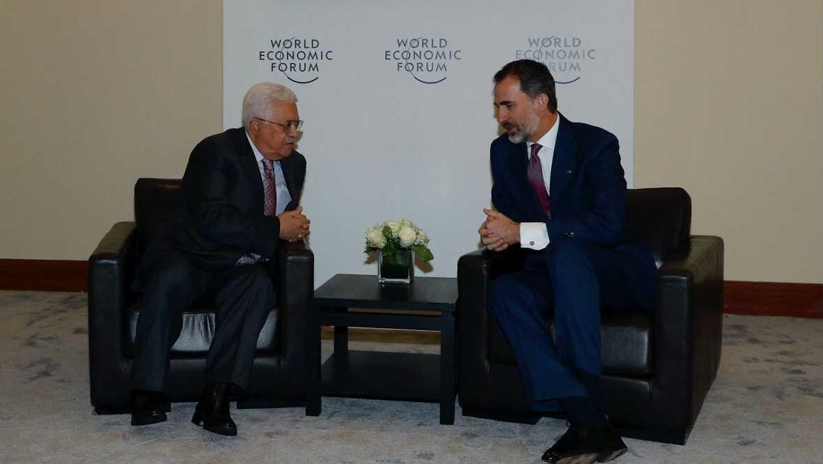 Felipe VI defiende mayor inversión en Jordania y empleo juvenil - Escuchar ahora