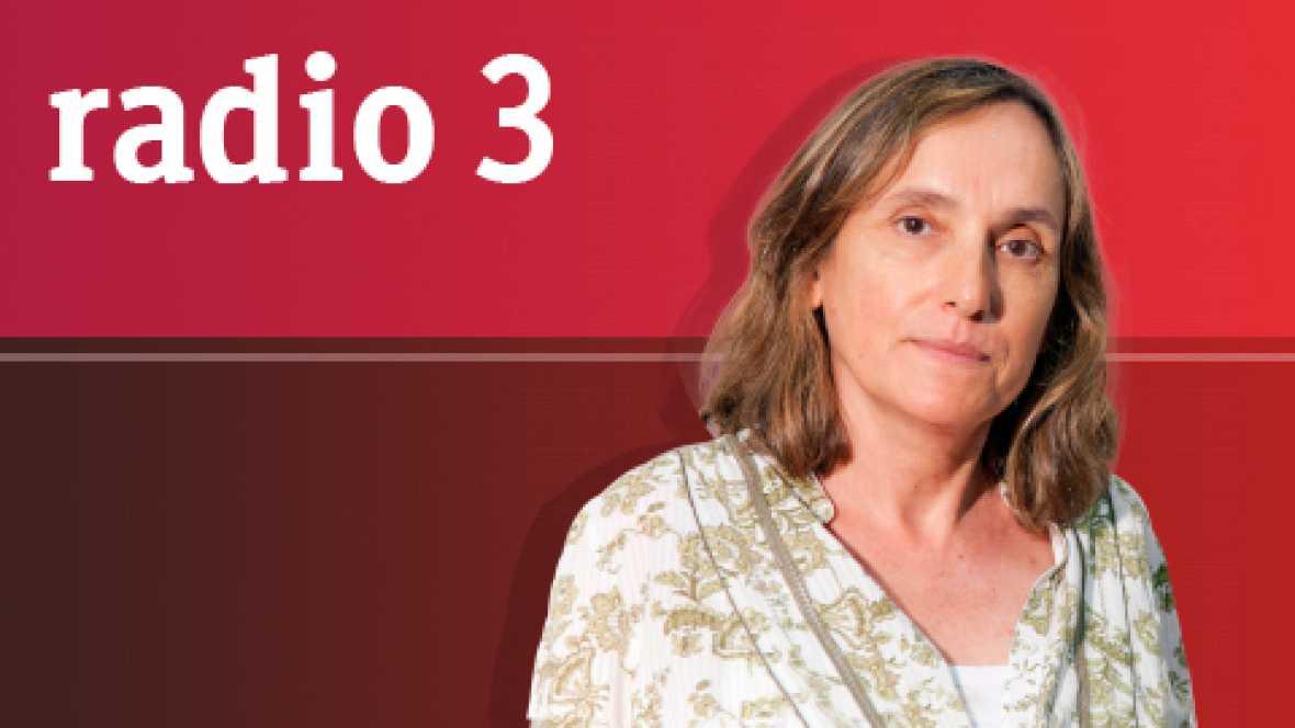 Tres en la carretera - Desde el Festival de Poesía de Granada (FIP) - 20/05/17 - escuchar ahora