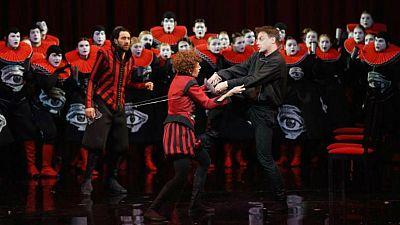"""El fantasma de la ópera - FACCIO: """"Hamlet"""" - 20/05/17 - escuchar ahora"""