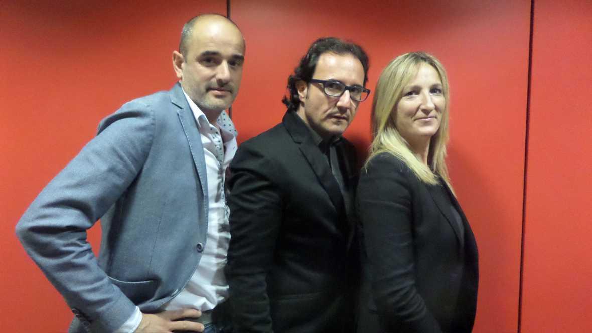 Club 21 - Amb Luis Moreno i Marta Esteve