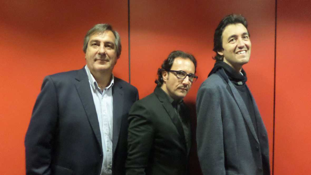 Club 21 - Amb Joaquim Cabot i Oscar Garcia-Esquirol