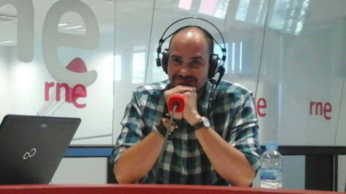 Las mañanas de RNE - Antonio Pampliega cuenta en un libro sus 299 días de cautiverio en Siria - Escuchar ahora