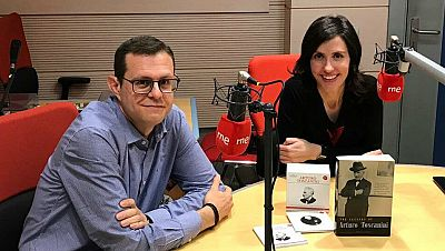 Grandes ciclos - Entrevista con Pablo Rodríguez: nueva biografía de Toscanini - 23/05/17 - escuchar ahora