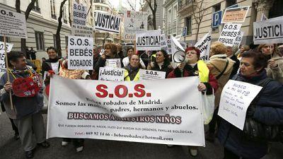 Europa abierta - Niños robados: el Parlamento Europeo busca luz en una historia negra