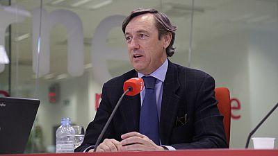 Las mañanas de RNE - Hernando reitera que Iglesias solo busca protagonismo con su moción - Escuchar ahora