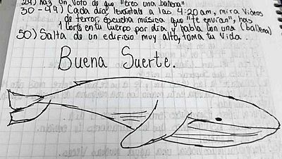 El canto del grillo - Los 50 desafíos de 'la ballena azul' - Escuchar ahora