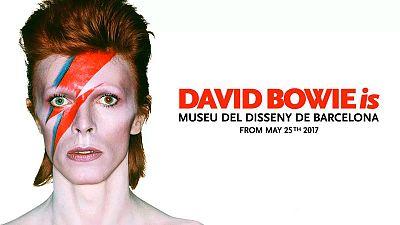 Especial exposición 'David Bowie is' - 25/05/17 - Escuchar ahora