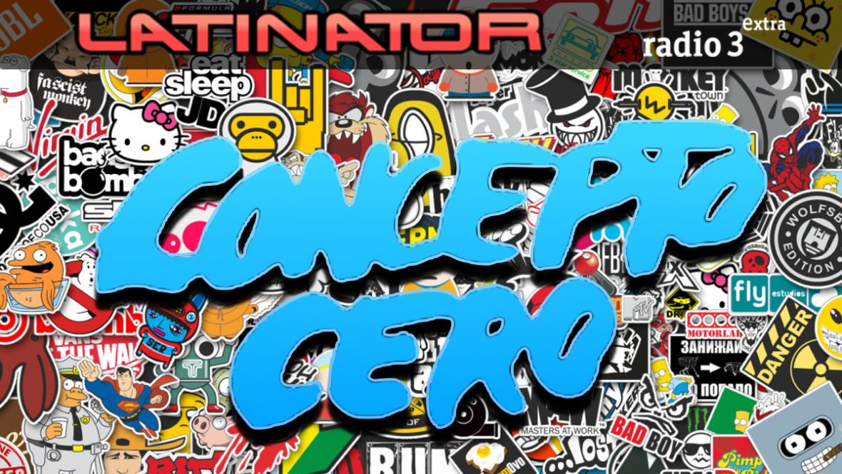 Latinator - CONCEPTO CERO - Escuchar ahora