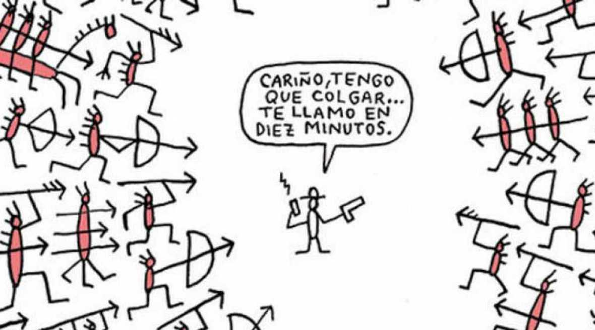 Viñetas y bocadillos -  'Cuttlas' by Calpurnio  - 28/05/17 - Escuchar ahora