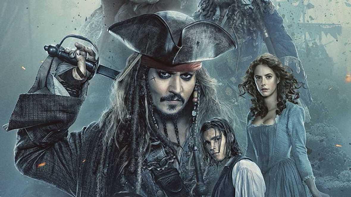 De película - Los 'Piratas del Caribe' desembarcan en 'De película' - 27/05/17 - escuchar ahora