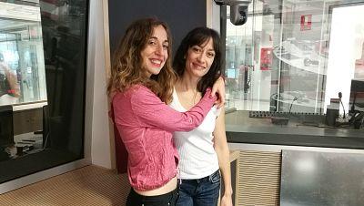La sala - Natalia Hernández y Marta Aledo comparten escena teatral - 31/05/17 - Escuchar ahora