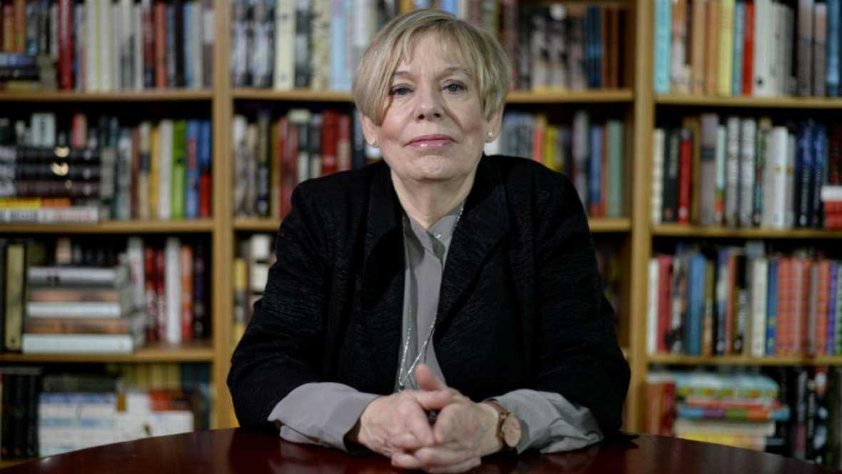 Boletines RNE - La escritora británica, Karen Armstrong, Premio Princesa de Asturias de Ciencias Sociales - 31/05/5915 - Escuchar ahora