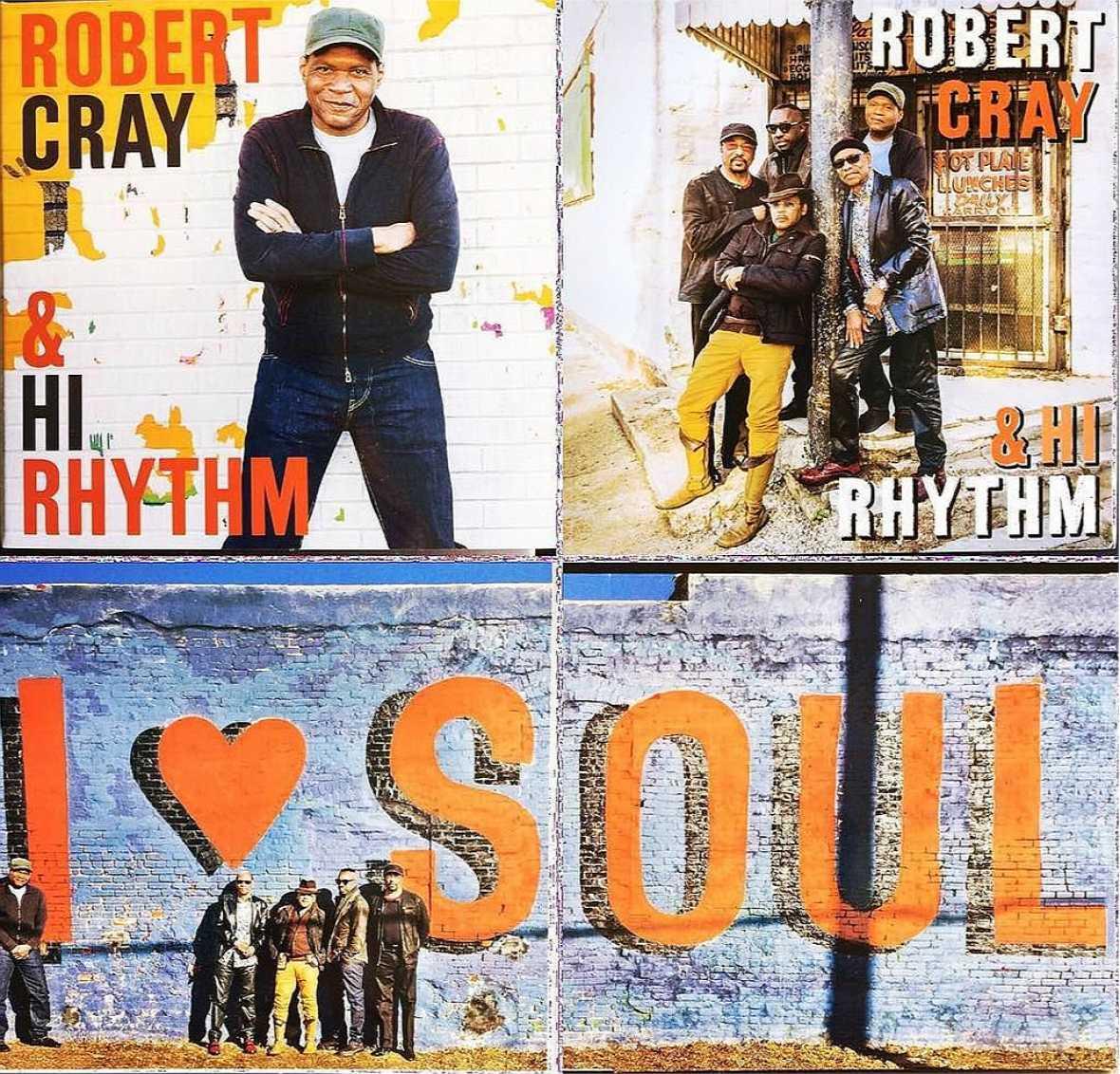 Próxima parada - Robert Cray elegantes solos de guitarra en su último álbum - 08/06/17 - Escuchar ahora
