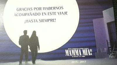 La sala - Laura Peláez y la despedida de 'Mamma mía!' - 06/06/16 - Escuchar ahora