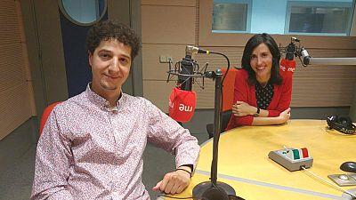 Música viva - Entrevista con Germán Alonso - 04/06/17 - escuchar ahora
