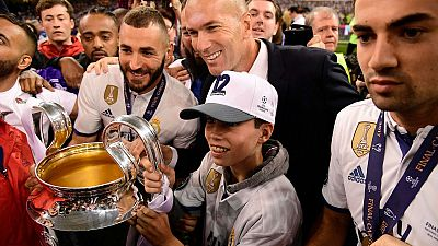 """Tablero Deportivo - Zidane: """"El talento no es suficiente hace falta trabajo"""" - Escuchar ahora"""