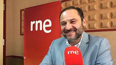 Las mañanas de RNE - Ábalos aboga por buscar un nuevo encaje para Cataluña desde la política - Escuchar ahora
