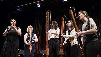 Fila cero - Fundación Juan March: Concierto del Mediodía. Jóvenes Intérpretes. El aire se serena - 07/06/17 - escuchar ahora