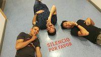 La sala - El 'Arte' de Jorge Usón, Roberto Enríquez y Cristóbal Suárez - 08/06/17 - Escuchar ahora