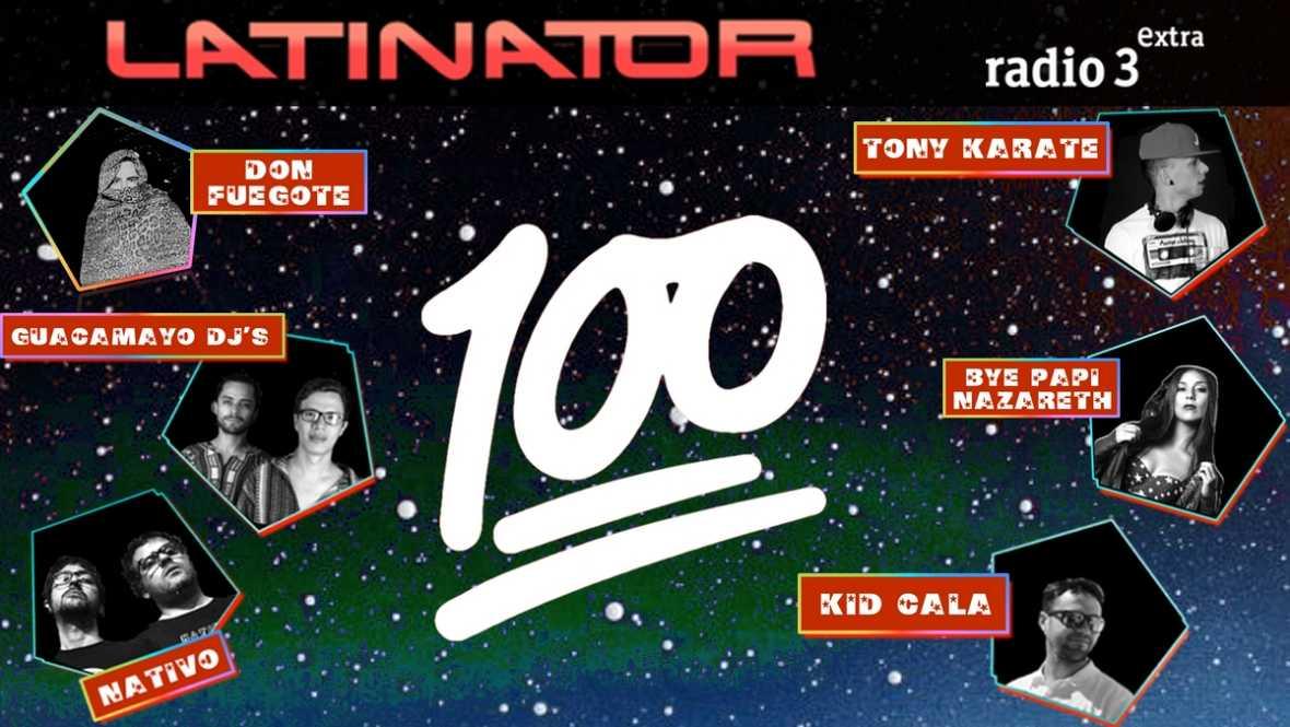 Latinator - 100 LATINATORS! - Escuchar ahora