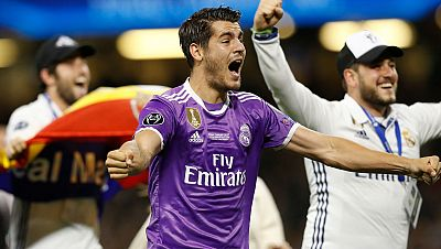 """Especial final Champions - Tablero Deportivo - Morata: """"No nos damos cuenta de la situación hasta que pasen unos años y nadie repita lo que hemos conseguido"""" - Escuchar ahora"""