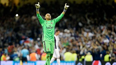 """Especial final Champions - Tablero Deportivo - Keylor Navas: Nunca hay que dudar de lo que podemos hacer y se consigue lo deseado"""" - Escuchar ahora"""