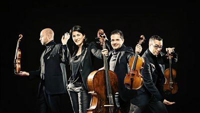 La dársena - Cuarteto Quiroga - 11/06/17 - escuchar ahora