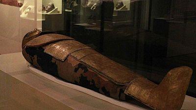 Esto me suena. Las tardes del Ciudadano García - Las momias de Madrid, sometidas a una 'autopsia virtual' - Escuchar ahora