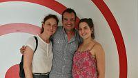 La sala - Nuria Mencia y Camila Viyuela hablan de 'La respiración' - 16/06/17 - Escuchar ahora