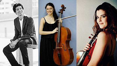 Fila cero - Orquesta Sinfónica y Coro de RTVE: Concierto IV del XVII Ciclo de Jóvenes Músicos - 09/06/17